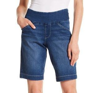 JAG Jeans Cora Pull-On Classic Fit Shorts